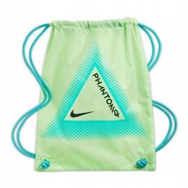 Calzado de fútbol Nike Phantom Gt Elite Dynamic Fit Fg M CW6589 303 multicolor verde 1