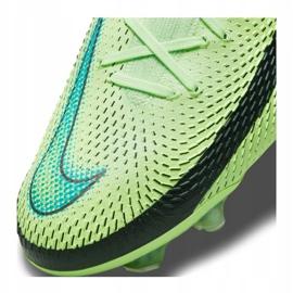 Calzado de fútbol Nike Phantom Gt Elite Dynamic Fit Fg M CW6589 303 multicolor verde 2