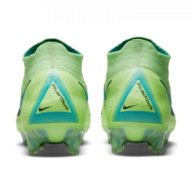 Calzado de fútbol Nike Phantom Gt Elite Dynamic Fit Fg M CW6589 303 multicolor verde 3