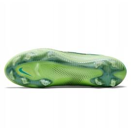 Calzado de fútbol Nike Phantom Gt Elite Dynamic Fit Fg M CW6589 303 multicolor verde 5