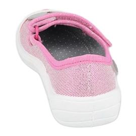 Calzado infantil befado 208X045 rosado 3