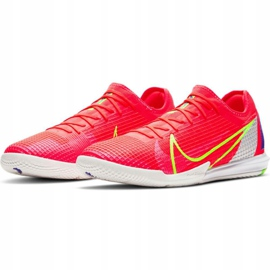 Zapatos de fútbol Nike Mercurial Vapor 14 Pro Ic M CV0996 600 rojo 1