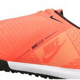 Zapatillas de fútbol Nike Phantom Vnm Academy Tf M AO0571-810 naranja 2