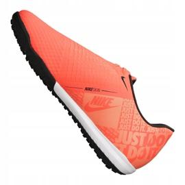 Zapatillas de fútbol Nike Phantom Vnm Academy Tf M AO0571-810 naranja 3