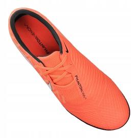 Zapatillas de fútbol Nike Phantom Vnm Academy Tf M AO0571-810 naranja 5