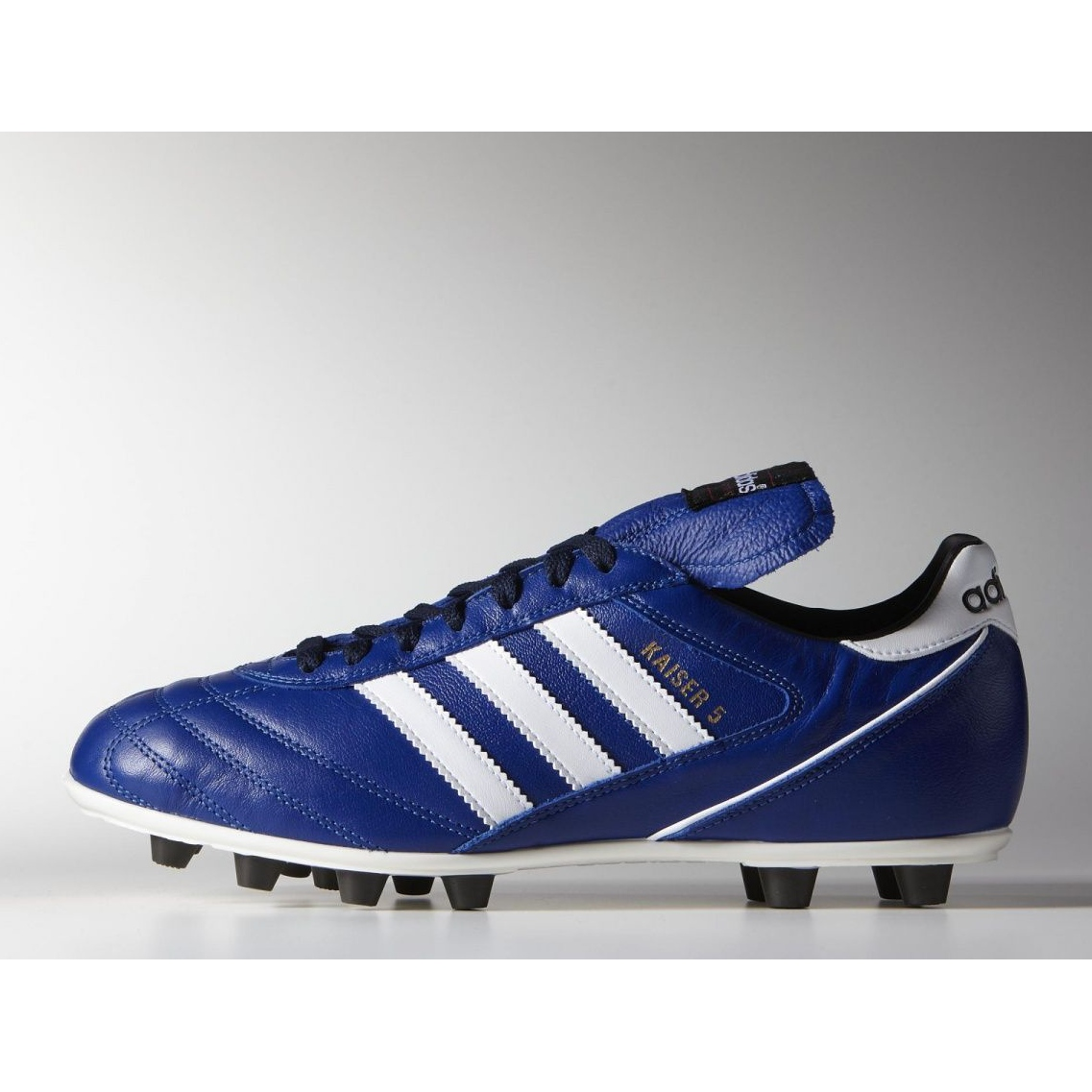 Botas azul de 5 M B34253 Liga fútbol Fg de Kaiser Detalles azul adidas UqzMVpS