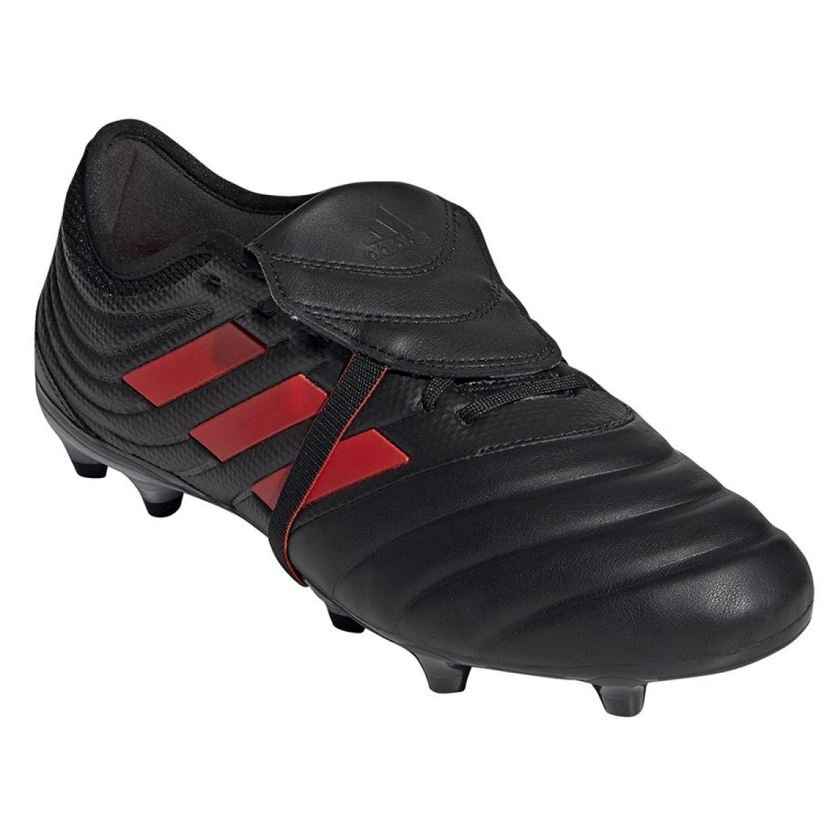 Adidas copa gloro 19.2 FG botas de fútbol de cuero blanco//verde//blanco d98062
