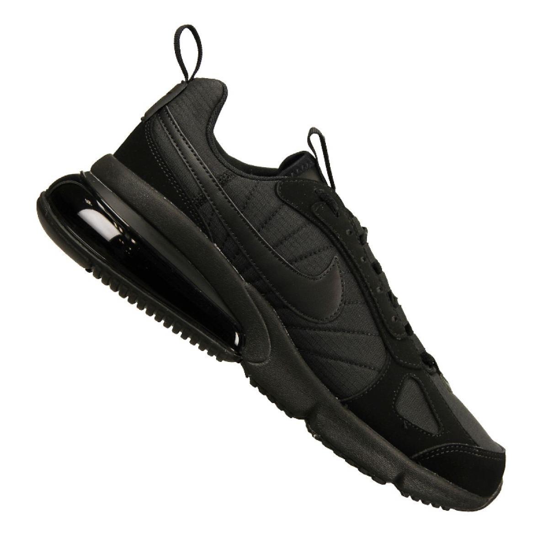 Detalles de Zapatillas Nike Air Max 270 Futura M AO1569 005 negro