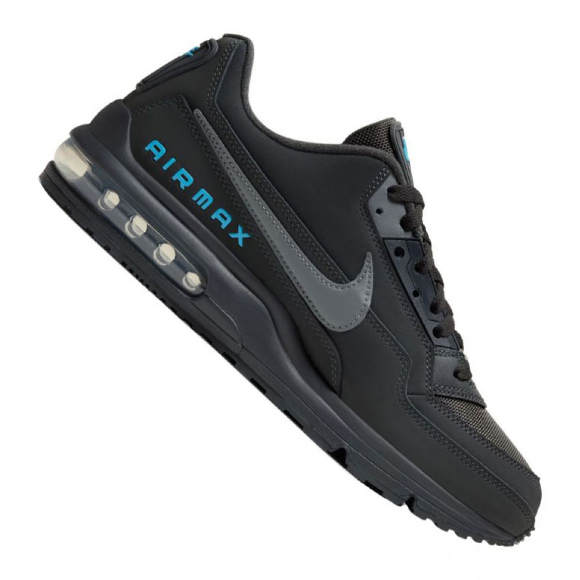 Detalles de Zapatillas Nike Air Max Ltd 3 M CT2275 002 negro