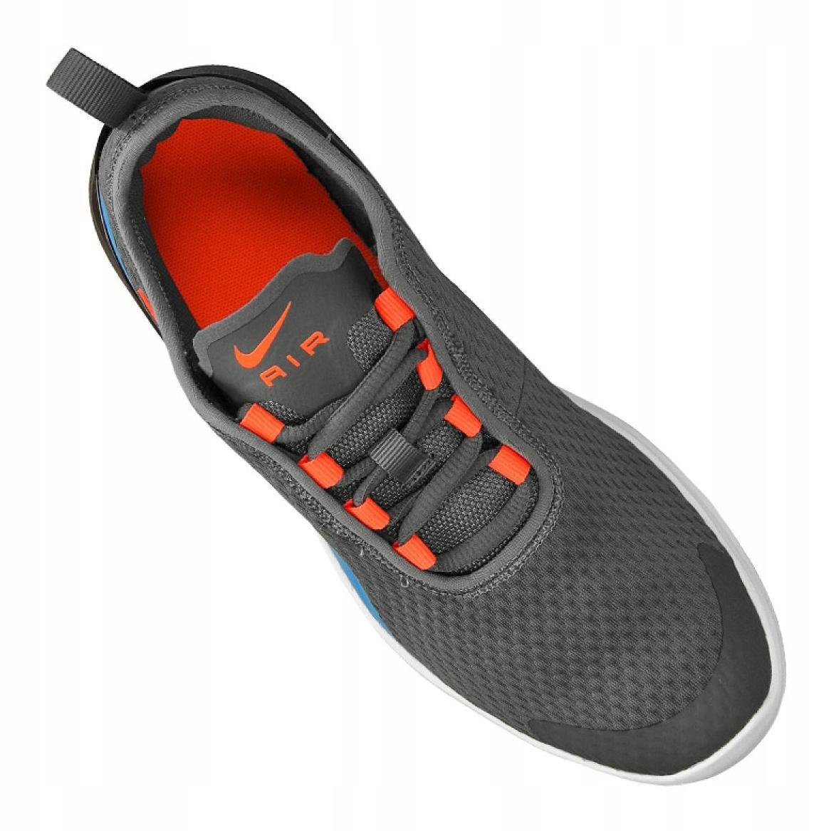 Detalles de Zapatillas Nike Air Max Motion 2 Jr AQ2741 014 gris